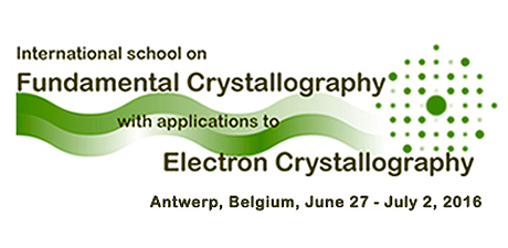 International School on Fundamental Crystallography with applications to Electron Crystallography